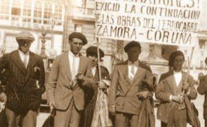 Manifestación República Galega
