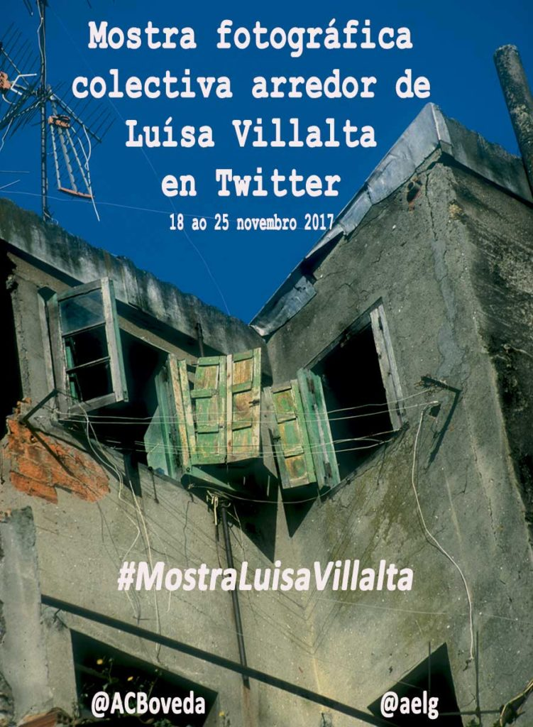 Mostra Twitter Luísa Villalta