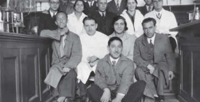 Cadro docente da Facultade de Ciencias da USC e equipo de investigación