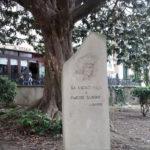 Monumento a Pucho Boedo na Cidade Vella da Coruña