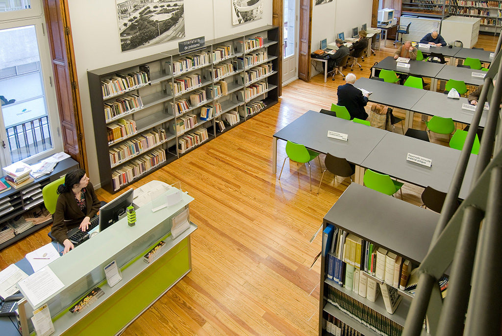 Biblioteca Municipal Estudos Locais