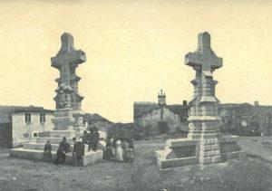 Monumento aos mártires de Carral