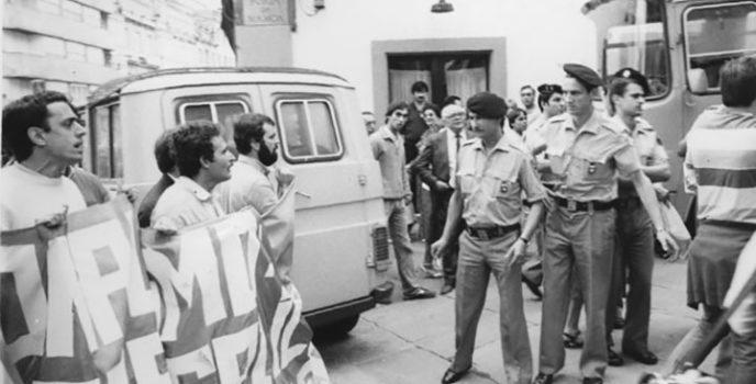 Día da Patria Galega convocada polo BNG, 1983