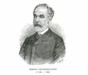 Marcial Valladares