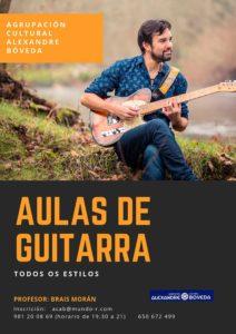 Aulas de guitarra