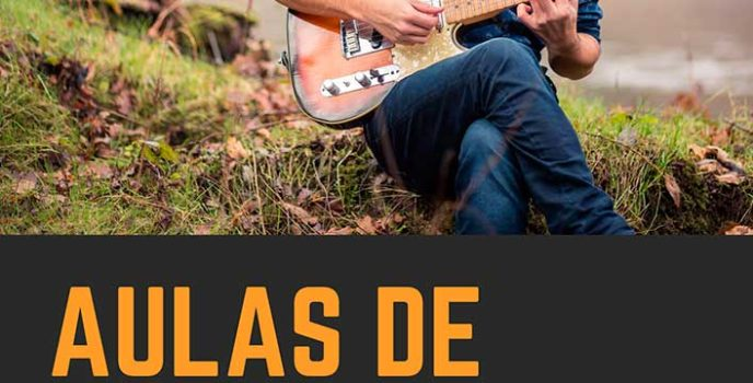 Aulas de guitarra