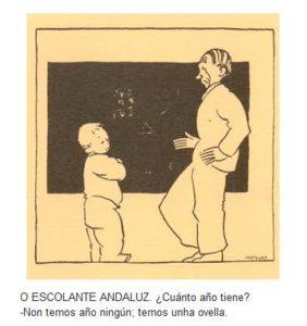 O escolante
