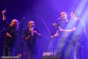 Milladoiro nas festas de Pontevedra 2014