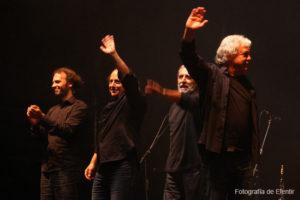 Concerto de Milladoiro nas festas de Pontevedra
