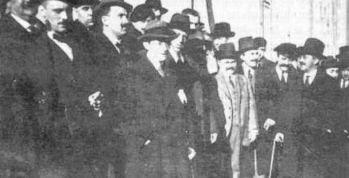 Participantes na I Asemblea Nazonalista de Lugo