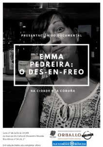 Emma Pedreira: O des-en-freo