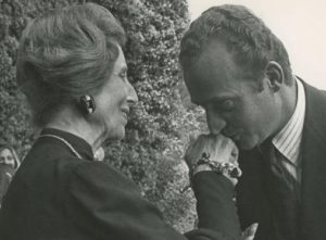 Juan Carlos e Carmen Polo