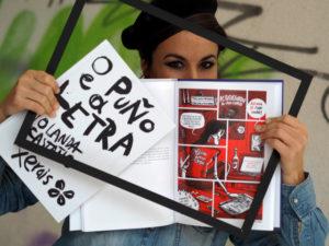 Yolanda Castaño: O puño e a letra