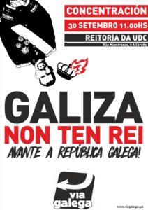 Galiza non ten rei