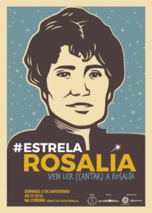 Unha estrela para Rosalía